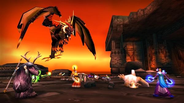 《魔兽世界》新服务器上线且开启角色转移服务