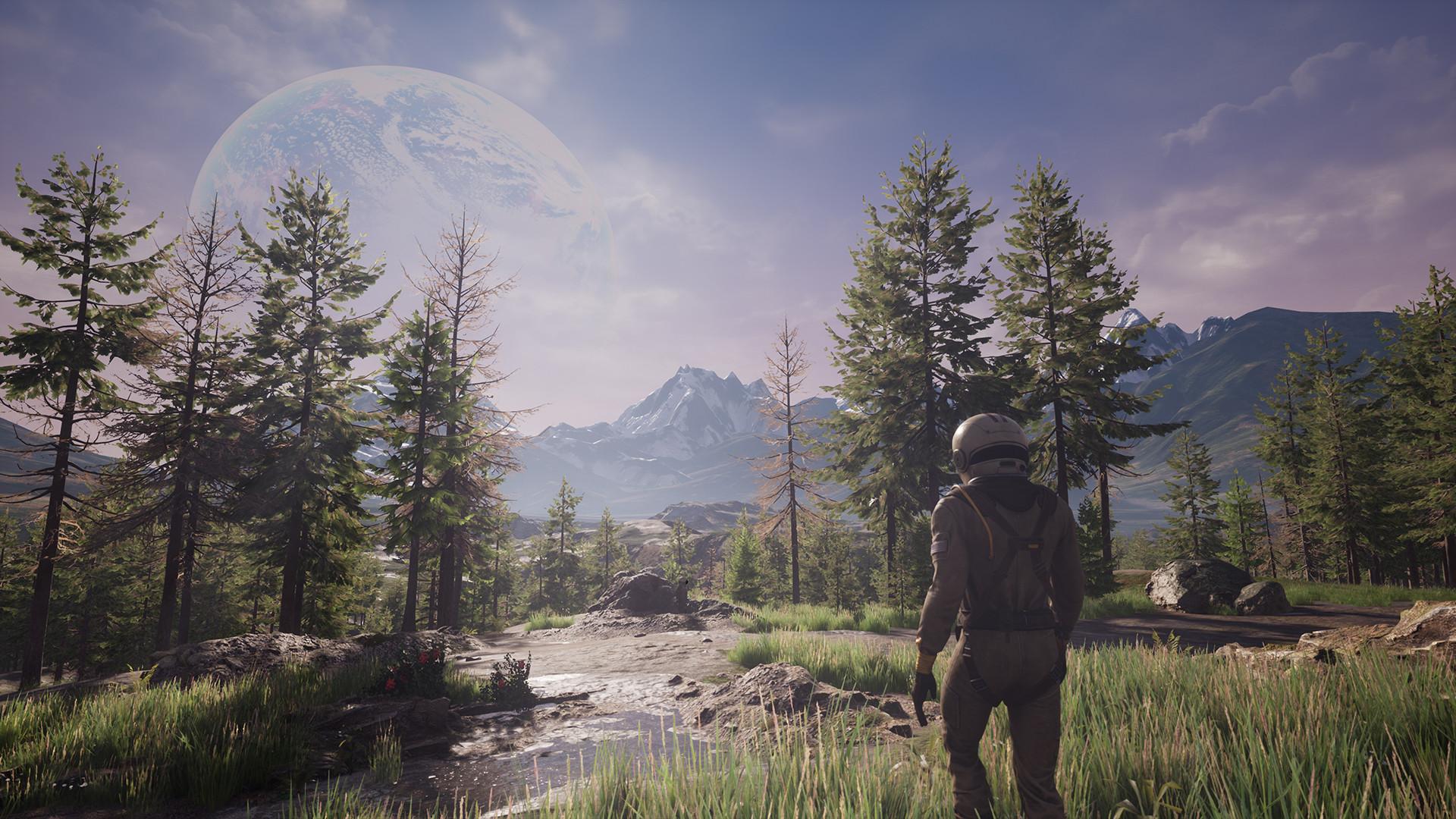 免费开放世界免费游戏《伊卡洛斯》发布最新预告片