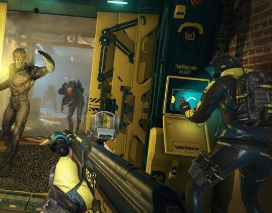 育碧宣布《彩虹六号:异种》将推迟上市