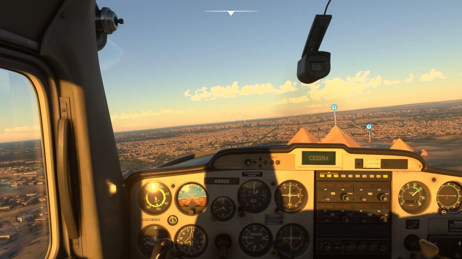 《微软飞行模拟》Xbox Series X/S版游戏截图