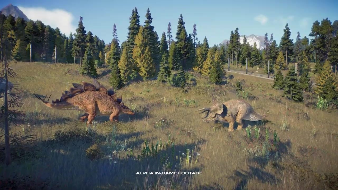 《侏罗纪世界:进化2》开发者日志 介绍增强特性