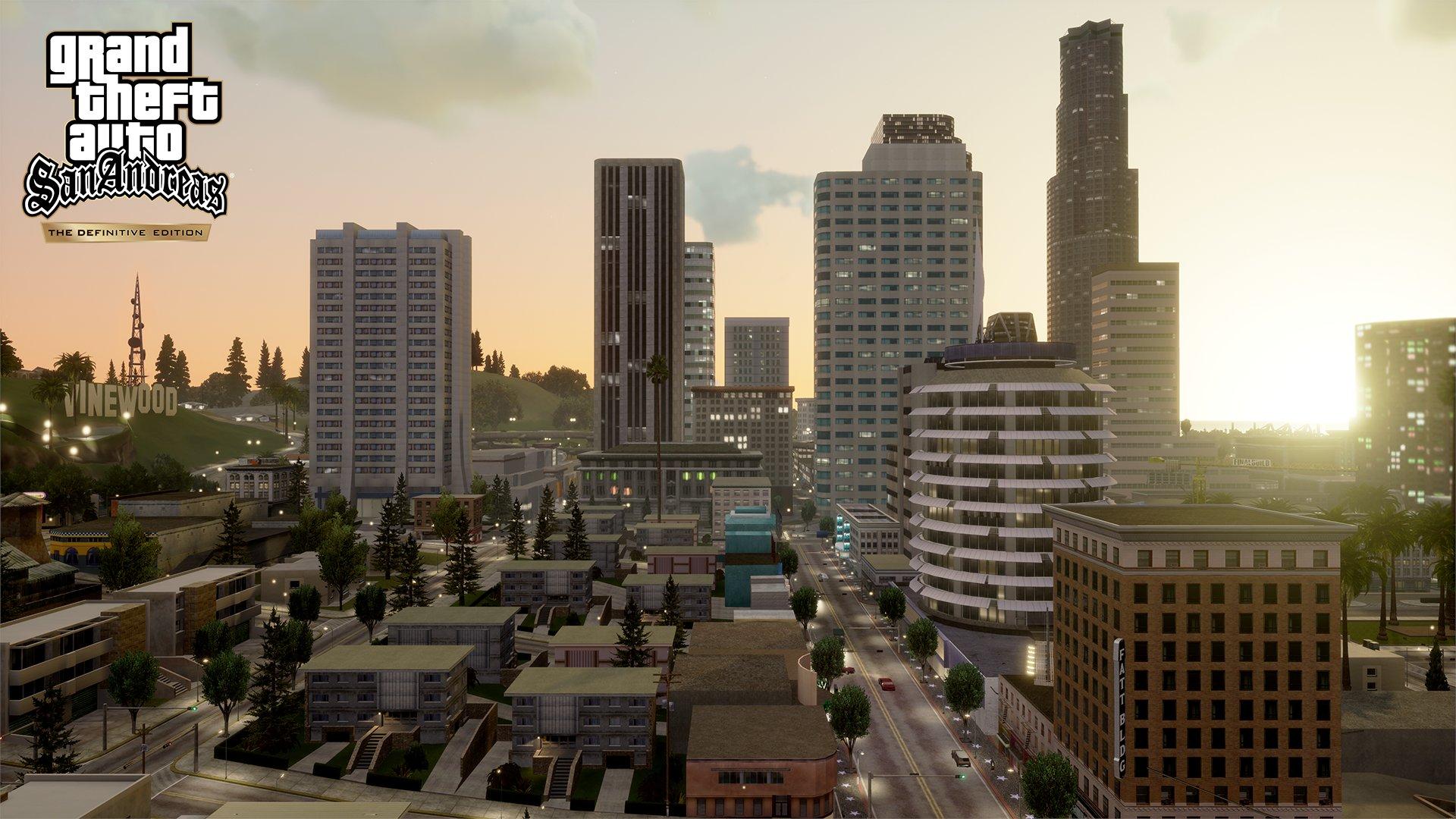 R星重申《GTA:三部曲-终极版》将登陆自家启动器