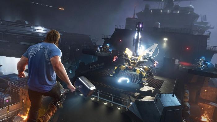 《漫威复仇者联盟》将于9月4日发售,登陆PC,PS4,Xbox One和谷歌Stadia