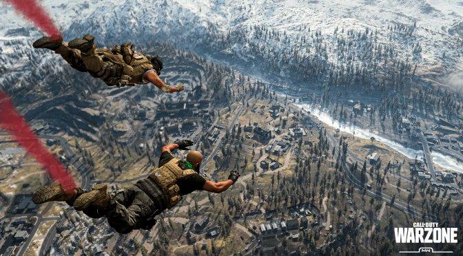 《使命召唤:战区》带来200人大逃杀模式